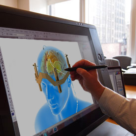 Illustrateur sur Cintic